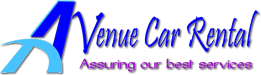 avenue car rental logo